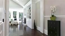 dark floor light grey walls white trim home