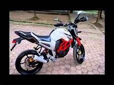 Modifikasi Supermoto by Modifikasi Motor Byson Supermoto