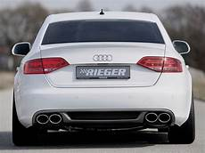 audi a4 b8 rieger rear diffuser se only callaghan