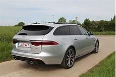 Rijtest Jaguar Xf Sportbrake 30d Moet Het Nog Meer Zijn