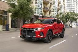2019 Chevrolet Blazer Chevy Review Ratings Specs