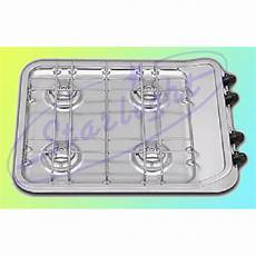 accensione piano cottura piano cottura inox 4 fuochi 470x380 mm con accensione