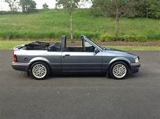 For Sale 1989 Ford Xr3i Cabriolet Classic Cars Hq