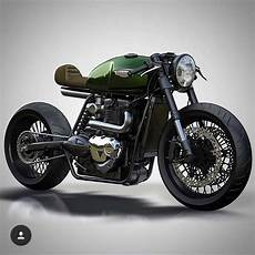Triumph Cafe Racer Bike