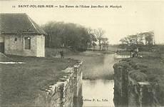 Pol Sur Mer Carte Postale Photo Originale Ancienne