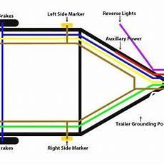 5 wire to 4 wire trailer wiring diagram free wiring diagram