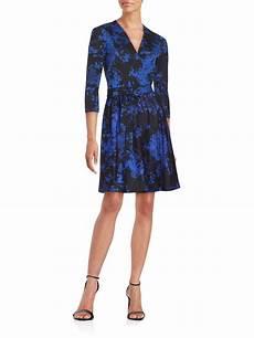 Dress Valerie diane furstenberg valerie floral print wrap dress in