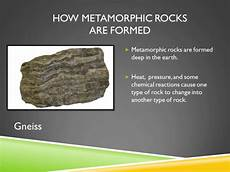 metamorphic rocks powerpoint k 5 computer lab technology lessons