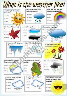 seasons time and weather worksheets 14867 weather seasons esl worksheet by pilarmham