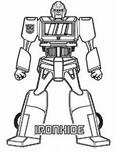 Malvorlagen Transformers Free Heatwave Bot Coloring Pages For Printable Free
