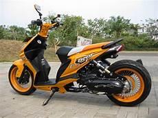 Modifikasi Beat Fighter by Modifikasi Motor Honda Beat Sporty