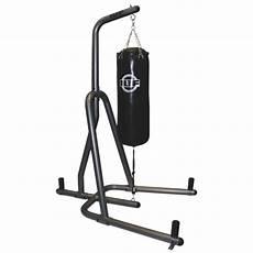 support pour sac de frappe de 100 lb d iron fitness
