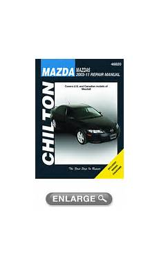 free auto repair manuals 2003 mazda mazda6 security system mazda 6 chilton repair manual 2003 2011 hay46820