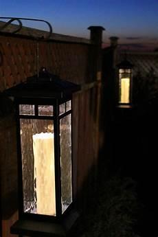 turtles and tails solar lanterns glowy backyard