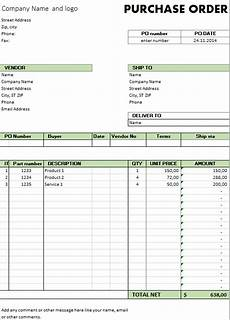 excel template free purchase order template for microsoft ex cel excel templates order form