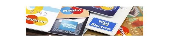 List Of Credit Card Companies Networks & Major Cards