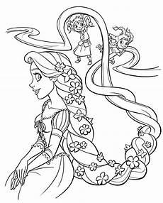Ausmalbilder Rapunzel Malvorlagen Ausmalbilder Rapunzel Malvorlagen Malvorlage Prinzessin
