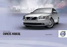 free online auto service manuals 2010 volvo s40 parental controls volvo s40 and v40 owners manuals