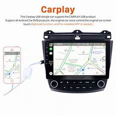 buy car manuals 2005 honda insight navigation system android 8 1 gps navigation system bluetooth for 2003 2004 2005 2006 2007 honda accord 7 support