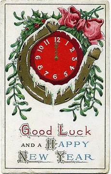 good luck and happy new year pictures photos and images for facebook pinterest and