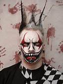 Evil Jester Makeup  Halloween Costume Ideas