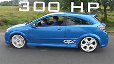 opel astra h opc sound acceleration onboard autobahn