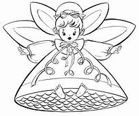 Christmas Coloring Pages Free – Wallpapers9