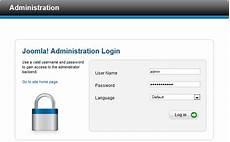how to login to the joomla admin panel web hosting hub