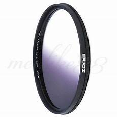 Knightx Universal Graduated Blue 77mm Lens by Zomei Universal 77mm Ultra Slim Graduated Grey Lens Filter