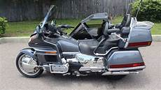 honda goldwing 1500 sold 1988 goldwing 1500 with california side car 2 person