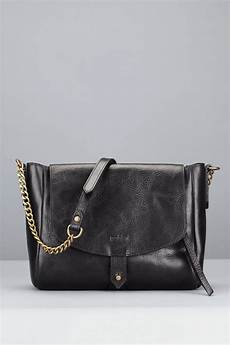 sac bandoulière cuir noir femme sac cuir noir bandouli 232 re m 233 tal newark a c c e s s o r i