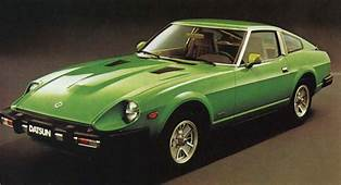 Nissan Datsun Fairlady 240Z Japan Classic Muscle Cars