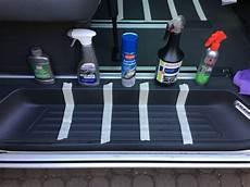 Test Kunststoffpflegemittel F 252 R Den Innenraum Eures Vw