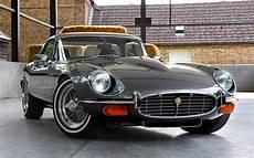 One Jaguar E Type Packs Whopping 6 1 Litre V12 Punch