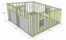 Plan Garage En Bois Gratuit Gallery Plan En Pan Pour