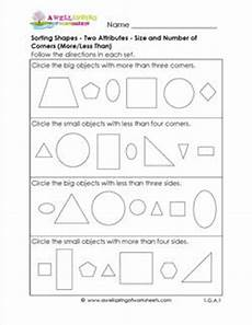 sorting objects by attributes worksheets 7746 grade level worksheets a wellspring of worksheets