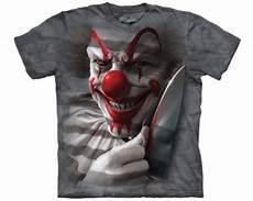 maquillage clown tueur homme 108811 shirt the mountain clown cut horreur clown tueur