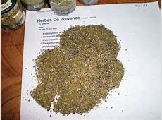herbes de provence by jaques pepin image