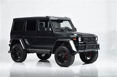 mercedes 4x4 classe g used 2017 mercedes g class g 550 4x4 squared for sale 226 900 motorcar classics stock