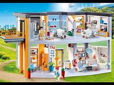 Playmobil Ausmalbild Krankenhaus Playmobil Pr 233 Sentation Nouveaut 233 S H 244 Pital 2019 2020