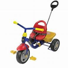 kettler kettrike klassic tricycle with push bar seatbelt kettler barry
