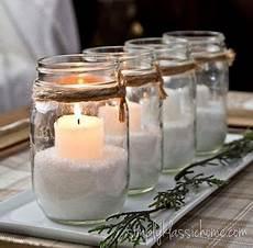 centrotavola matrimonio fai da te candele centrotavola fai da te natale candele barattolo vetro