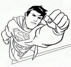 superman ausmalbilder kostenlos malvorlagen windowcolor