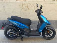 2014 piaggio typhoon 50 motorcycle from chicago il today