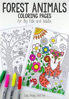 free squirrel colouring pages for fall grown ups red