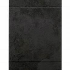 Lambris Adh 233 Sif Pvc Element Premium Noir Ardoise Lambris