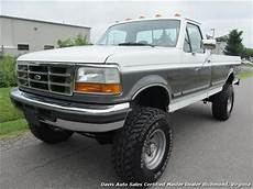 how to work on cars 1993 ford f350 on board diagnostic system 1993 ford f 350 xlt 7 3 manual 4x4 regular cab 86113 miles white pickup truck di for sale ford