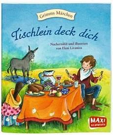 Tischlein Deck Dich Maxi Eleni Livanios Buch