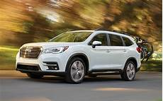 2019 subaru ascent overview the news wheel