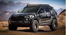 Rockstar Energy Hyundai Santa Fe Sport Looks Like A Battle